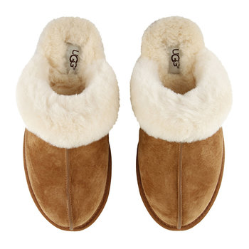 Women's Scuffette II Slippers - Chestnut