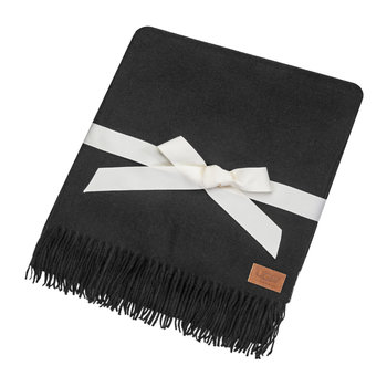 Glacier Throw - Black