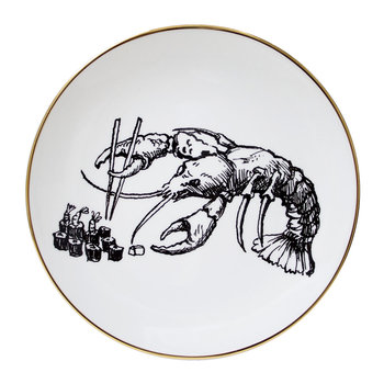 Perfect Plates - Lobster Sushi