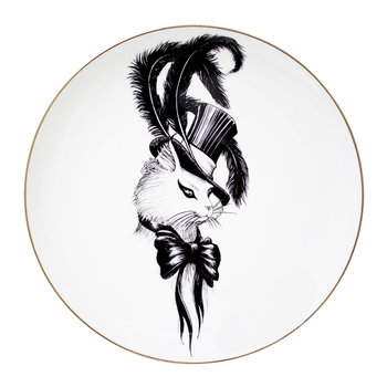 Perfect Plates - Madam Puss