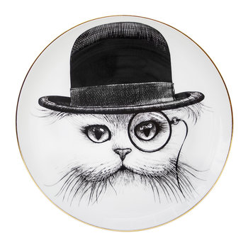 Perfect Plates - Cat in Hat