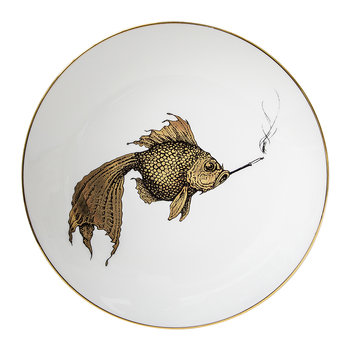 Perfect Plates - Smoky Fish Gold