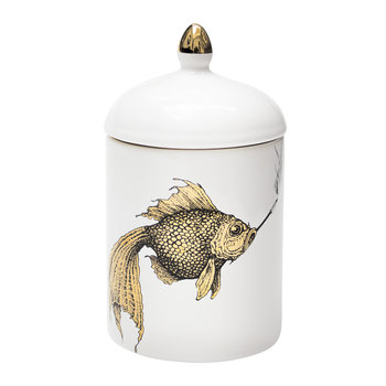Bougie Confortable Poisson Rouge - 280g