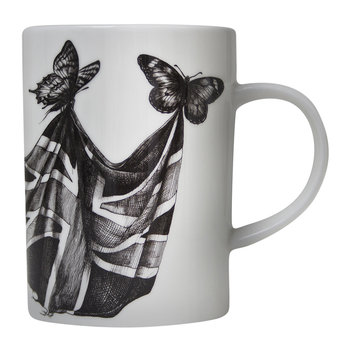 Marvelous Mugs - Bootiful Butterflies