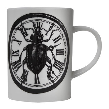 Marvelous Mugs - Beetle Clock