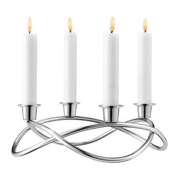 Season Candle Holder - Mirror