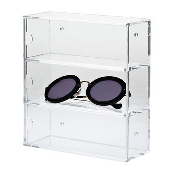 Clear Eyewear Box