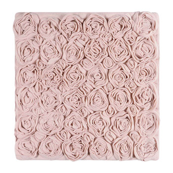 Rose Bath Mat - Blush - 60x60cm