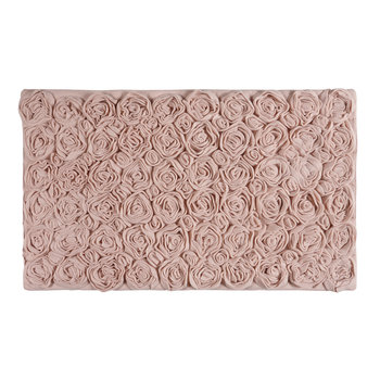 Rose Bath Mat - Blush - 60x100cm