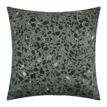 Terazzo Pillow - 45x45cm - Black