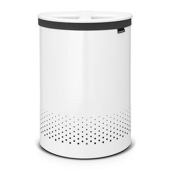 Selector Laundry Bin - 55 Litres - White