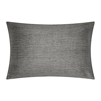 Acacia Grey Textured Pillowcase