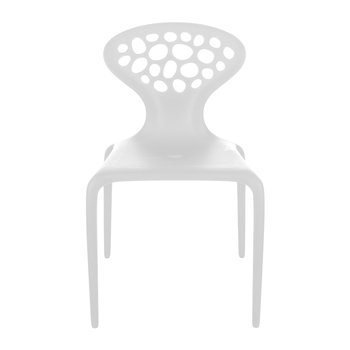 Supernatural Chair - White