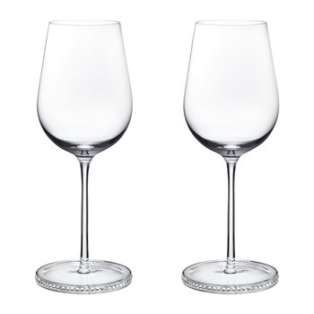 Stone Spirit Red Wine Glasses - Set of 2
