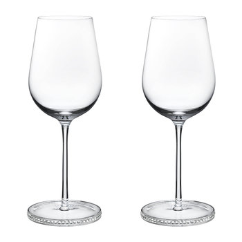 Stone Spirit White Wine Glasses - Set of 2