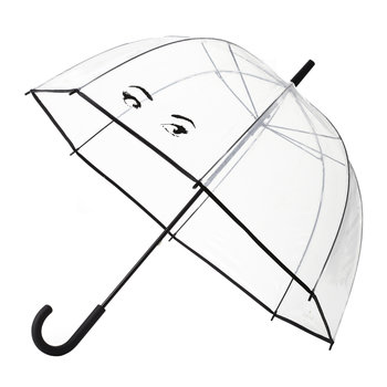Clear Umbrella - Eyes