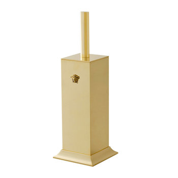 Superbe Toilet Brush Holder - Gold