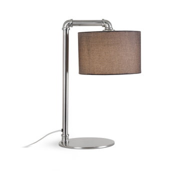 Hotel Table Light - Matt Nickel