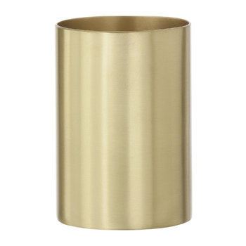 Brass Pencil Holder - Single