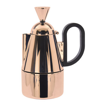 Brew Stove Top Coffee Maker - Copper