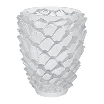 Agave Vase - Clear