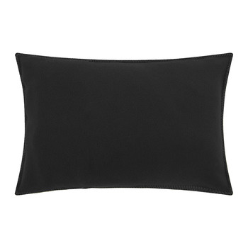 Soft Fleece Bed Pillow - 30x50cm - Anthracite