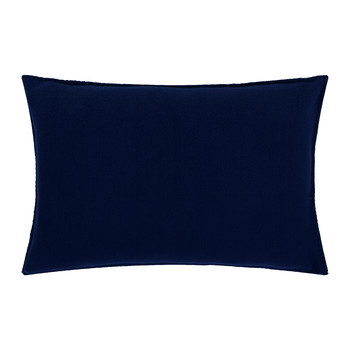 Soft Fleece Bed Pillow - 30x50cm - Dark Marina