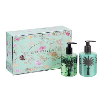 Florio Body Cream & Liquid Soap Gift Set - Florio