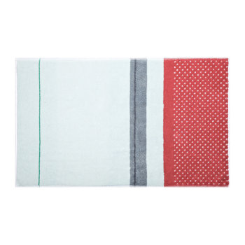 Bath Mat - Cherokee Red