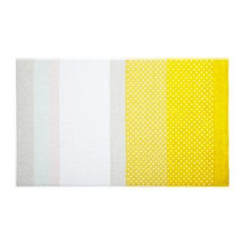 Bath Mat - Autumn Yellow