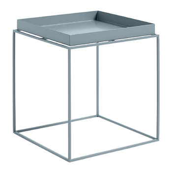 Blue Tray Table - Medium