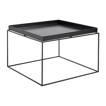 Tray Coffee Table - Black