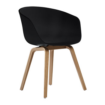 About A Chair AAC22 - Black