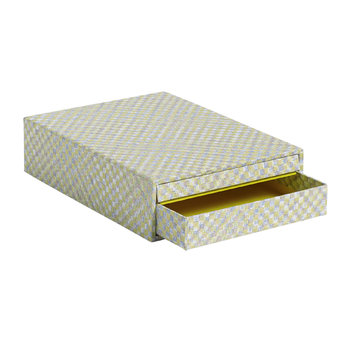 Letter Box A5 Document Holder - Yellow