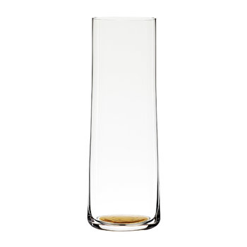 Glass Carafe - Gold Dot