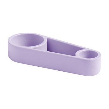 Kutter Candle Holder - Purple