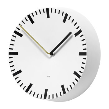 Analog Wall Clock - White