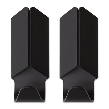 Volet Hook - Set of 2 - Black
