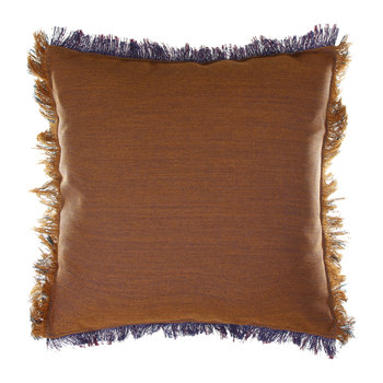 Fray Pillow - Amber - 50x50cm