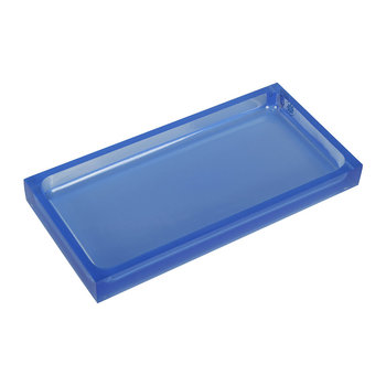 Hollywood Tray - Blue