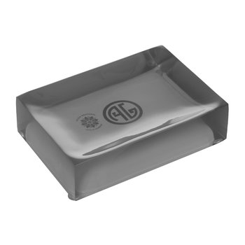 Hollywood Soap Dish - Smoke