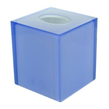 Hollywood Tissue Box - Blue