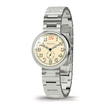 Liberty Watch Arabic Dial - Stainless Steel