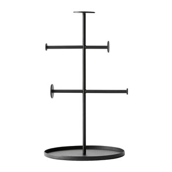 Norm Collector Jewellery Stand - Black