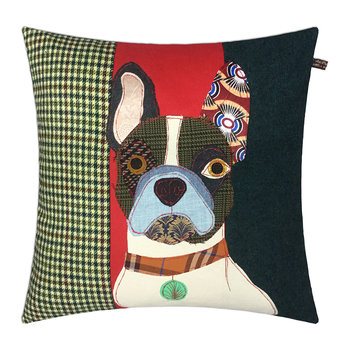 Pierre the French Bulldog Cushion - 50x50cm