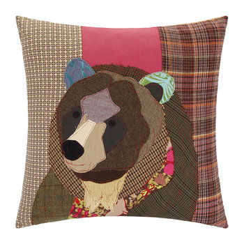 Bear Cushion - 60x60cm