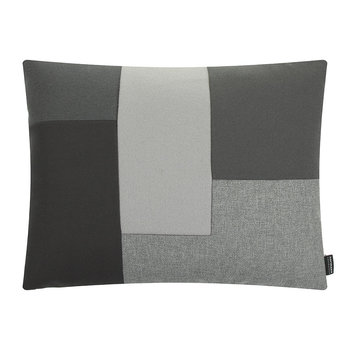 Brick Cushion - 50x60cm - Grey