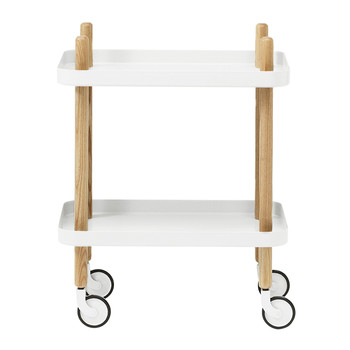 Block Table - White