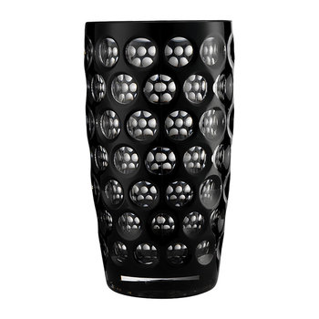 High Lente Acrylic Highball Tumbler - Black