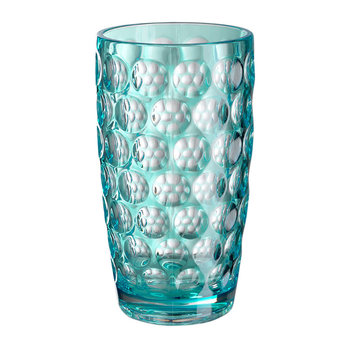 High Lente Acrylic Highball Tumbler - Clear
